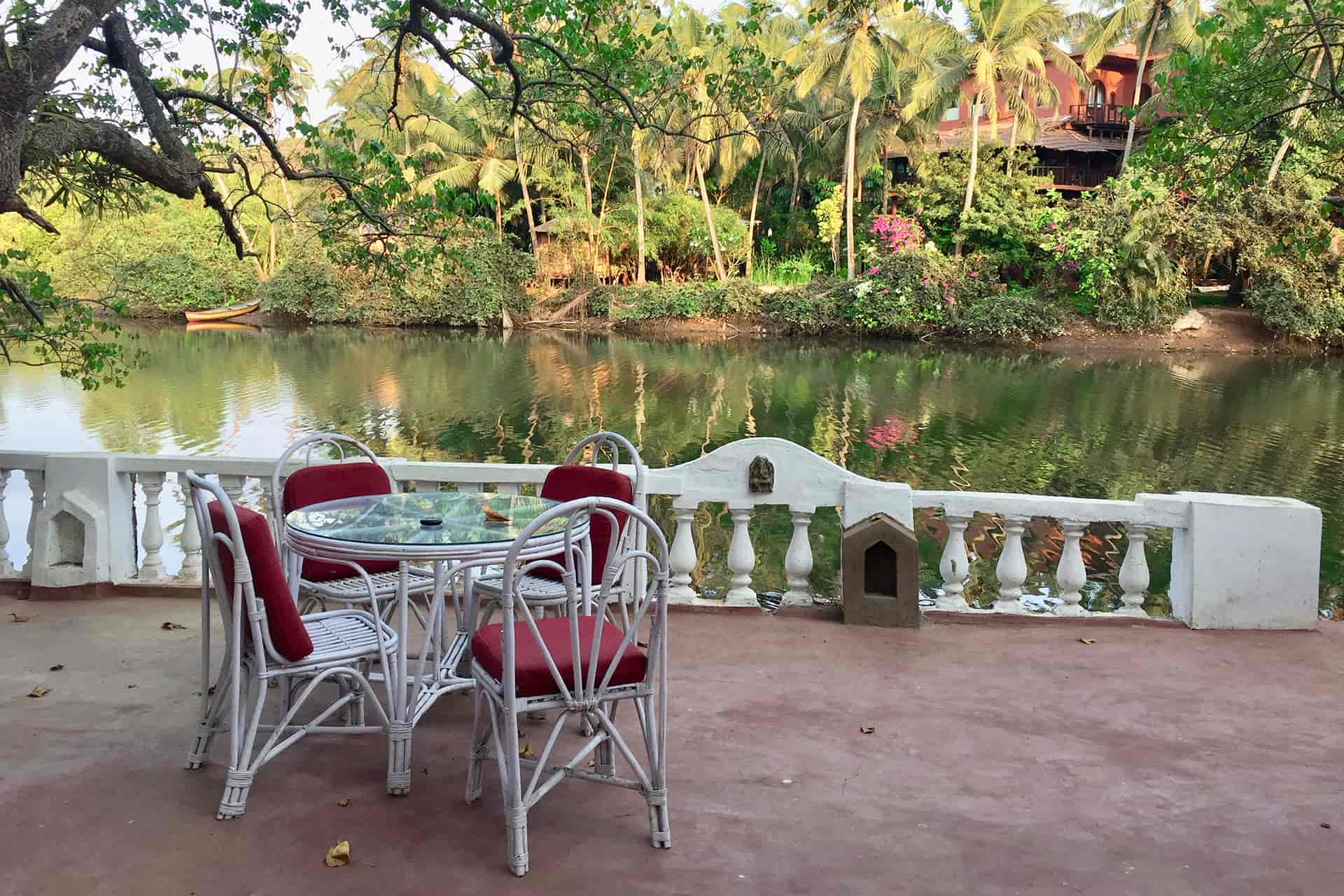 Villa Rivercat Mandrem Goa India