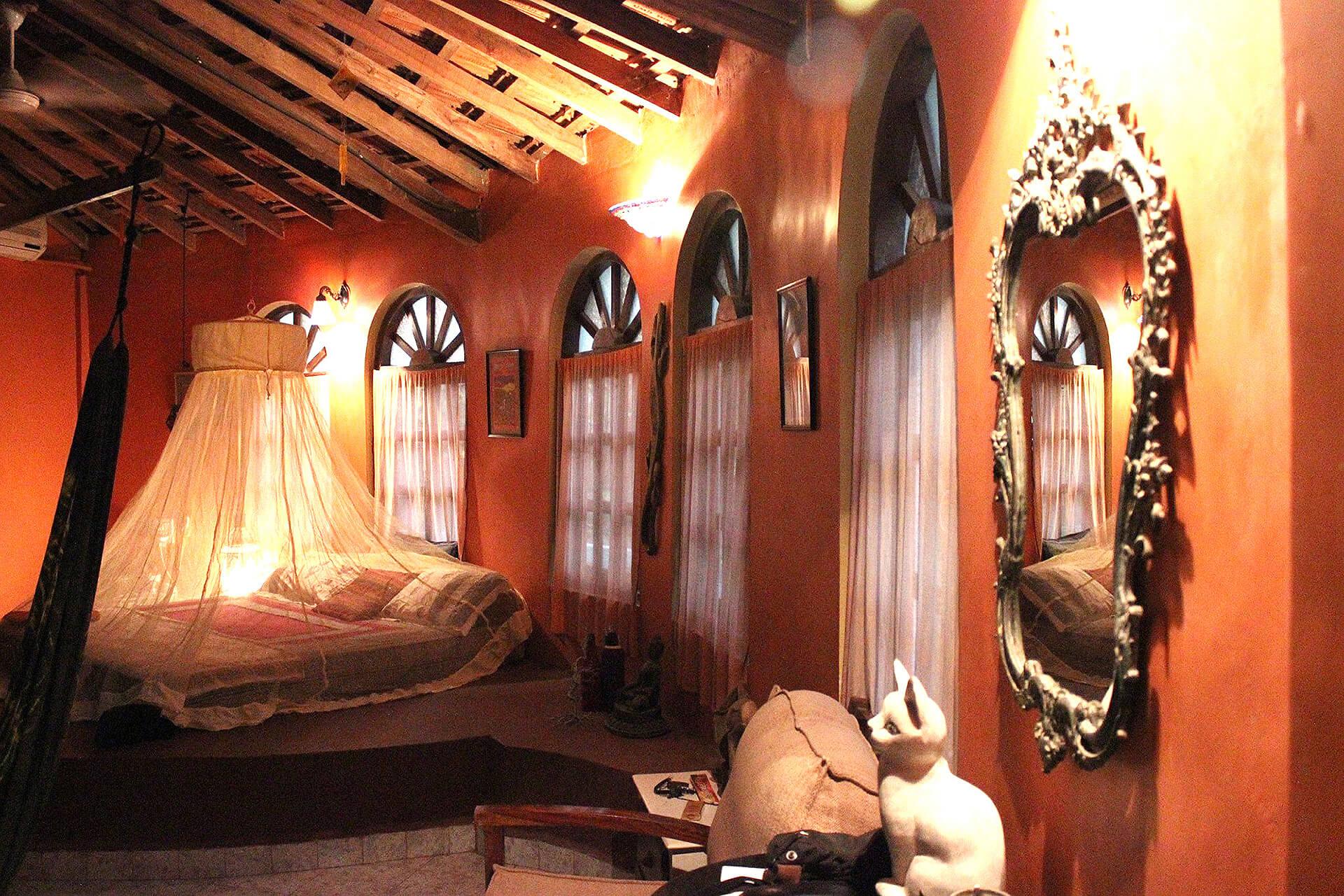 Villa Rivercat Mandrem Goa Rooms