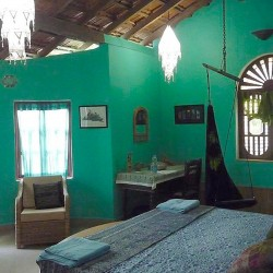 Villa Rivercat Mandrem Goa Rooms