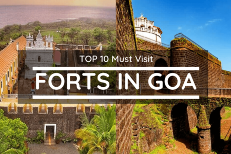 Top 10 Forts in Goa One Must Visit